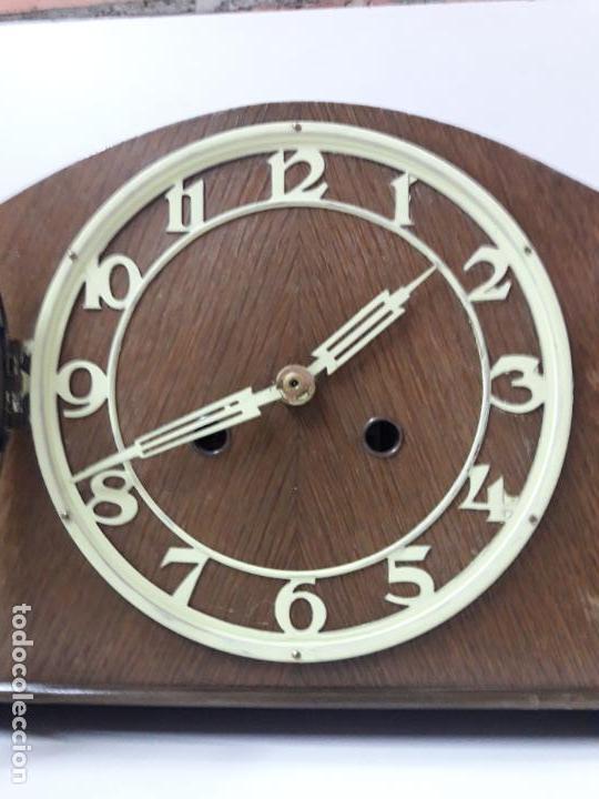 Relojes automáticos: RELOJ DE SOBREMESA. - Foto 12 - 43074706