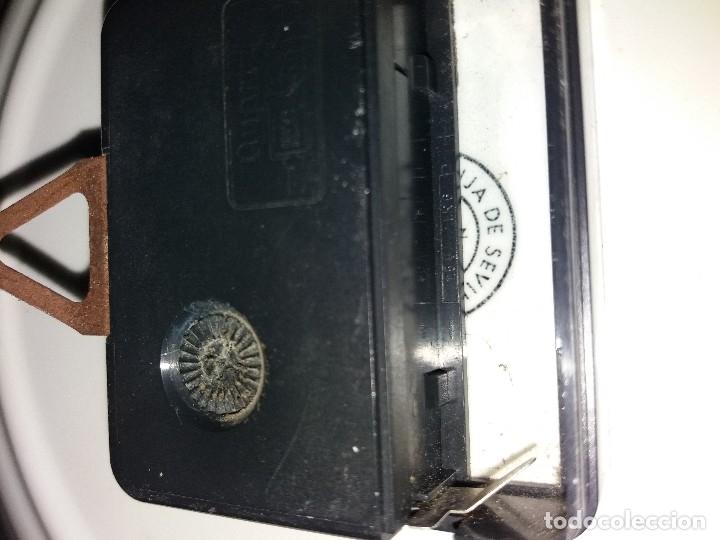 Relojes automáticos: Reloj en plato la cartuja - Foto 2 - 101664931