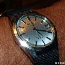 Relojes automáticos: ELEGANTE RELOJ CITIZEN SUPER CRISTAL DATE AUTOMÁTICO ORIGINAL 1969 PRECIOSO VINTAGE MADE IN JAPAN. Lote 52815079