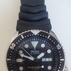 Relojes automáticos: RELOJ VINTAGE SEIKO DIVER 7S26 - 0020 , SKX007J1, JAPAN A, REVISADO. Lote 131242411