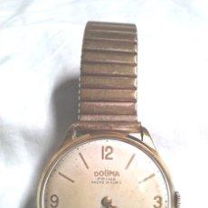 Relojes automáticos: RELOJ DOGMA PRIMA, FUNCIONA, CON CORREA FIXO FLEX. MED. 38 MM SIN CONTAR CORONA. Lote 131675558