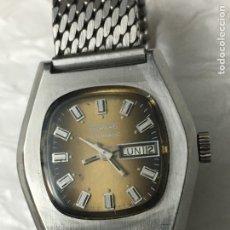 Relojes automáticos: RELOJ DUWARD AUTOMÁTICO CALENDAR TAMAÑO KADET. Lote 131747857