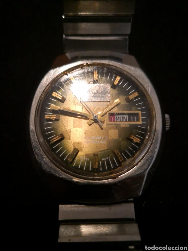 Relojes automáticos: Reloj majestic automatic incabloc - Foto 6 - 110206744
