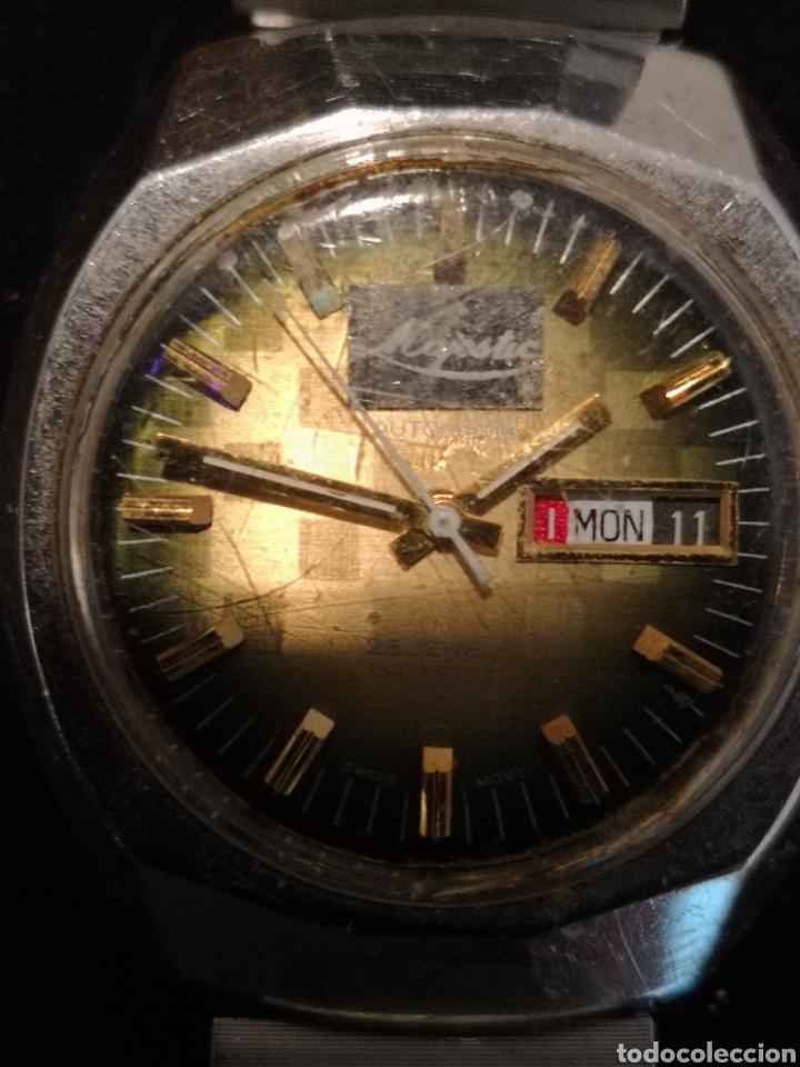 Relojes automáticos: Reloj majestic automatic incabloc - Foto 7 - 110206744