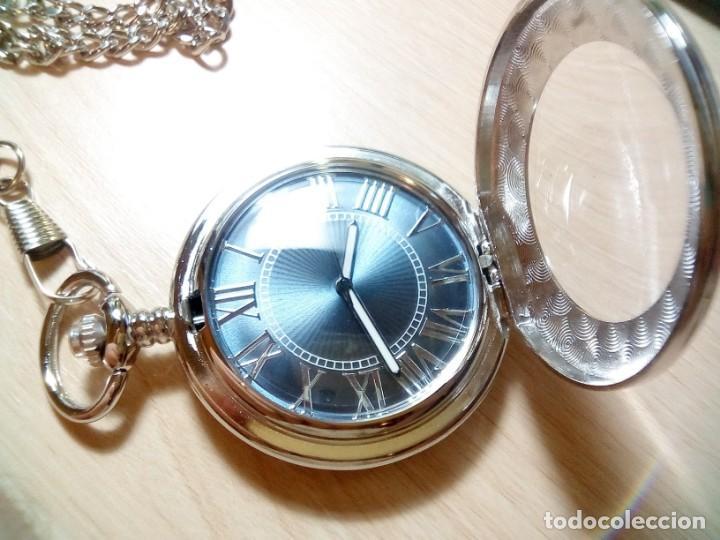 RELOJ BOLSILLO AUTOMATICO (Relojes - Relojes Automáticos)