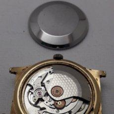 Relojes automáticos: RELOJ THERMIDOR INCABLOC AUTOMATIC CALENDARIO. Lote 132223443
