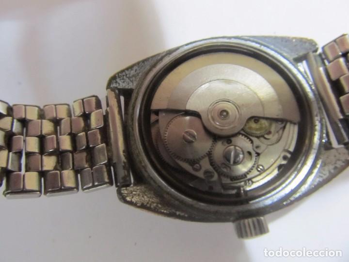 Relojes automáticos: RELOJ AUTOMÁTICO 25 JEWELS PARA MUJER - Foto 5 - 132662726