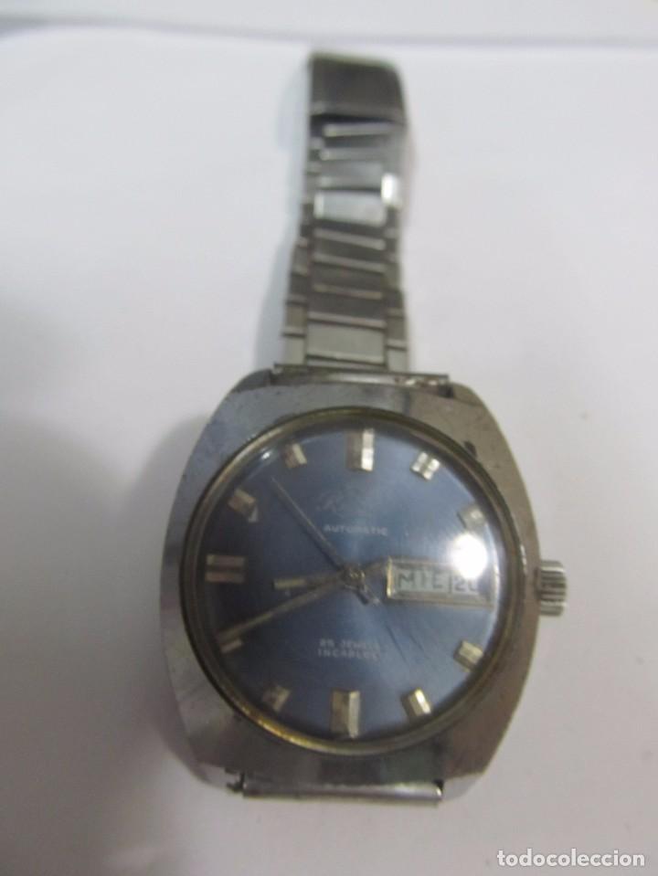 Relojes automáticos: RELOJ AUTOMÁTICO 25 JEWELS PARA MUJER - Foto 2 - 132662726