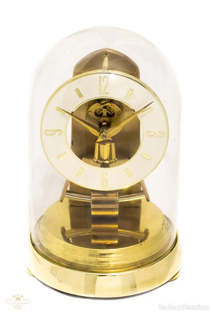 CLASICO RELOJ DE SOBREMESA, MARCA KUNDO,DE ORIGEN ALEMAN, FUNCIONANDO (Relojes - Relojes Automáticos)
