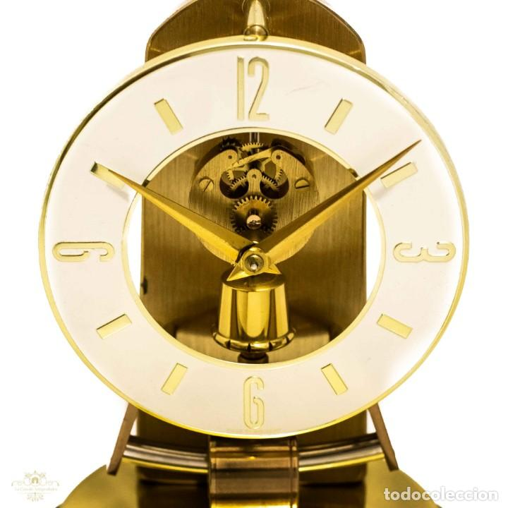 Relojes automáticos: CLASICO RELOJ DE SOBREMESA, MARCA KUNDO,DE ORIGEN ALEMAN, FUNCIONANDO - Foto 2 - 132712894