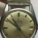 Relojes automáticos: RELOJ AUTOMATICO POTENS PRIMA 25 RUBIS ,REVISADA MAQUINARIA. Lote 132713198