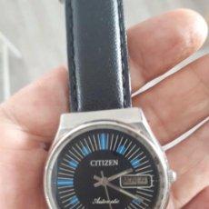 Relojes automáticos: RELOJ CITIZEN AUTOMATICO VINTAGE COMO NUEVO.. Lote 133092814