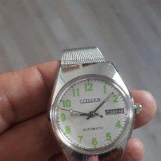 Relojes automáticos: RELOJ CITIZEN AUTOMATICO VINTAGE COMO NUEVO.. Lote 133093058