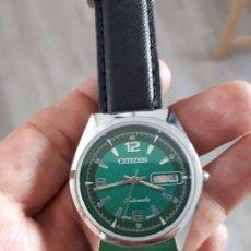 Relojes automáticos: RELOJ CITIZEN AUTOMATICO VINTAGE COMO NUEVO.. Lote 133093282