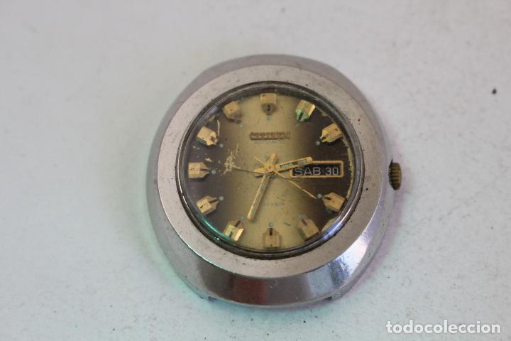 Relojes automáticos: reloj citizen automatic - Foto 4 - 137371393