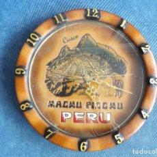 Relojes automáticos: RELOJ DE PARED. Lote 133239530