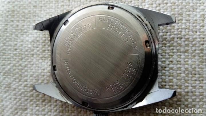 Relojes automáticos: Reloj Movado automático, caja no original - Foto 2 - 133542894
