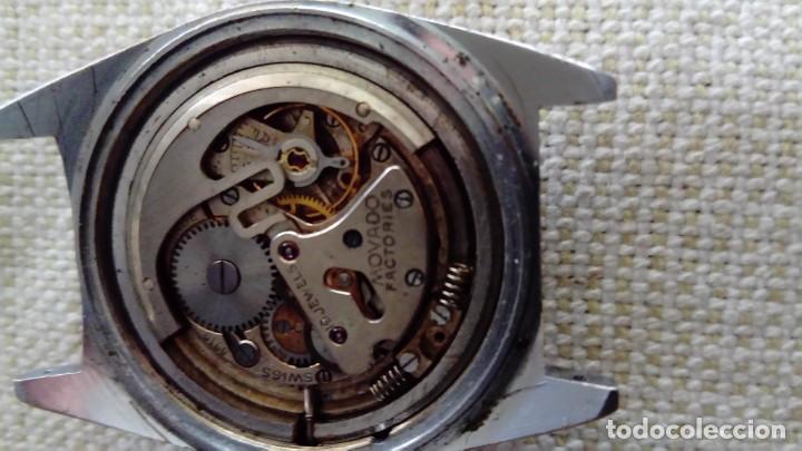 Relojes automáticos: Reloj Movado automático, caja no original - Foto 3 - 133542894