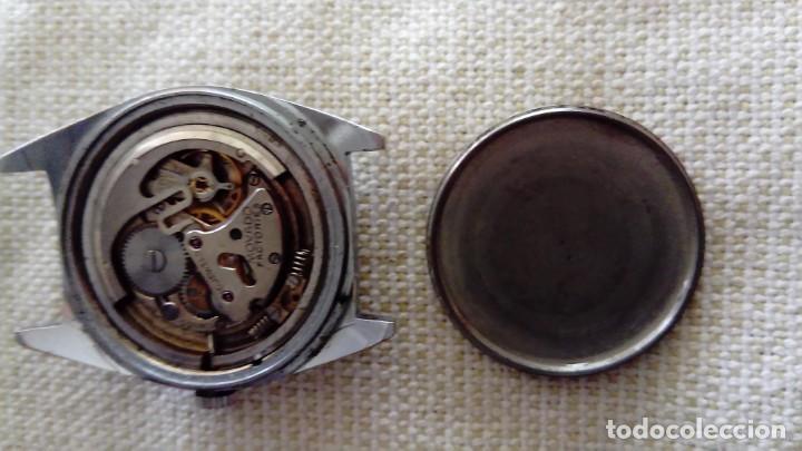 Relojes automáticos: Reloj Movado automático, caja no original - Foto 4 - 133542894