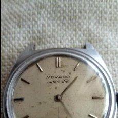 Relojes automáticos: RELOJ MOVADO AUTOMÁTICO, CAJA NO ORIGINAL. Lote 133542894