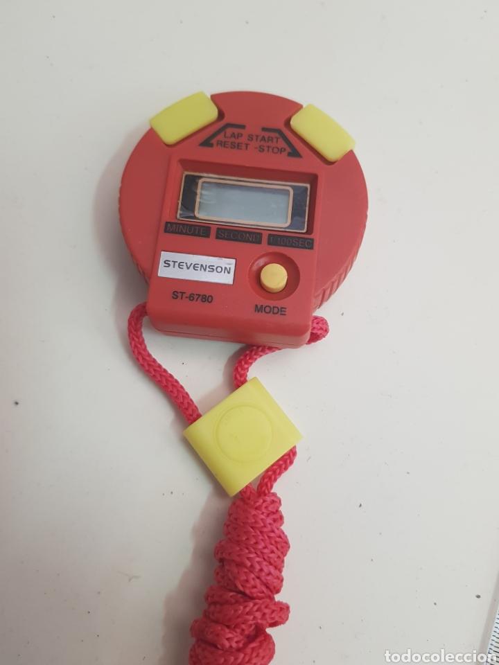 CRONOMETRO - CAR107 (Relojes - Relojes Automáticos)
