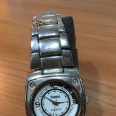 Relojes automáticos: RELOJ AUTOMÁTICO A PILAS SAMI. Lote 133645538