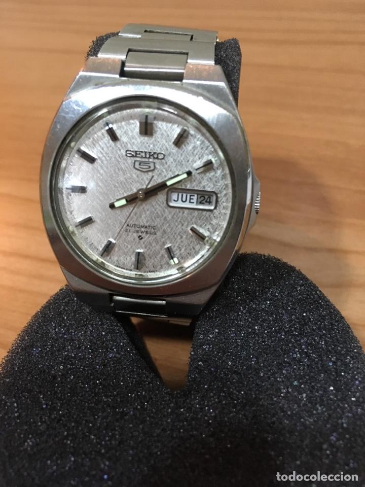 RELOJ AUTOMÁTICO SEIKO 5 (Relojes - Relojes Automáticos)
