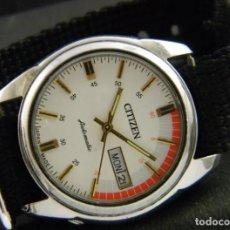 Relojes automáticos: CITIZEN AUTOMATICO DE COLECCION RARO. Lote 133678354