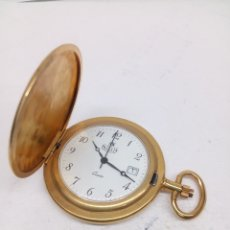 Relojes automáticos: RELOJ DE BOLSILLO PALETIN QUARTZ. Lote 133889294