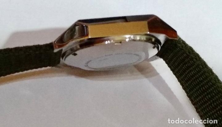 Relojes automáticos: ISCO WATCH AUTOMATICO 25 RUBIS CAL. AS 2066. MEDIDA 42X 36 M/M. DOBLE CALENDARI,BUÉN FUNCIONAMIENTO. - Foto 6 - 135780454
