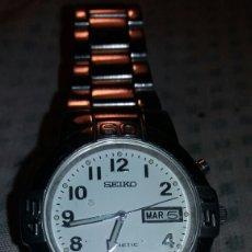 Relojes automáticos: SEIKO KINETIC DE CABALLERO. Lote 135822857