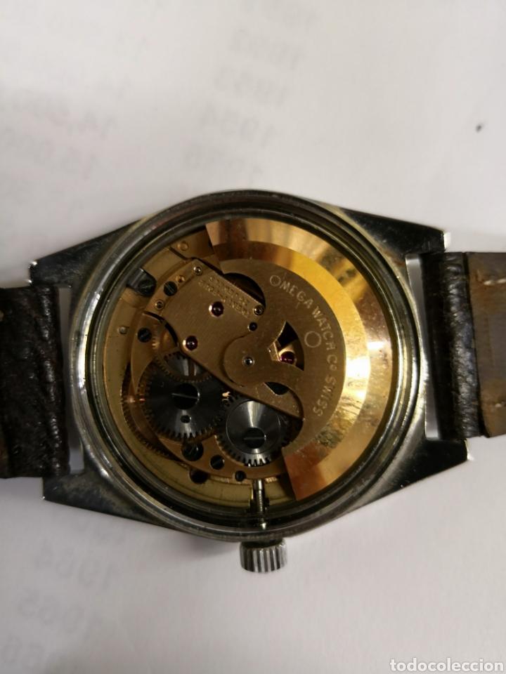 Relojes automáticos: Reloj omega geneve automático calibre 565 - Foto 9 - 122003098