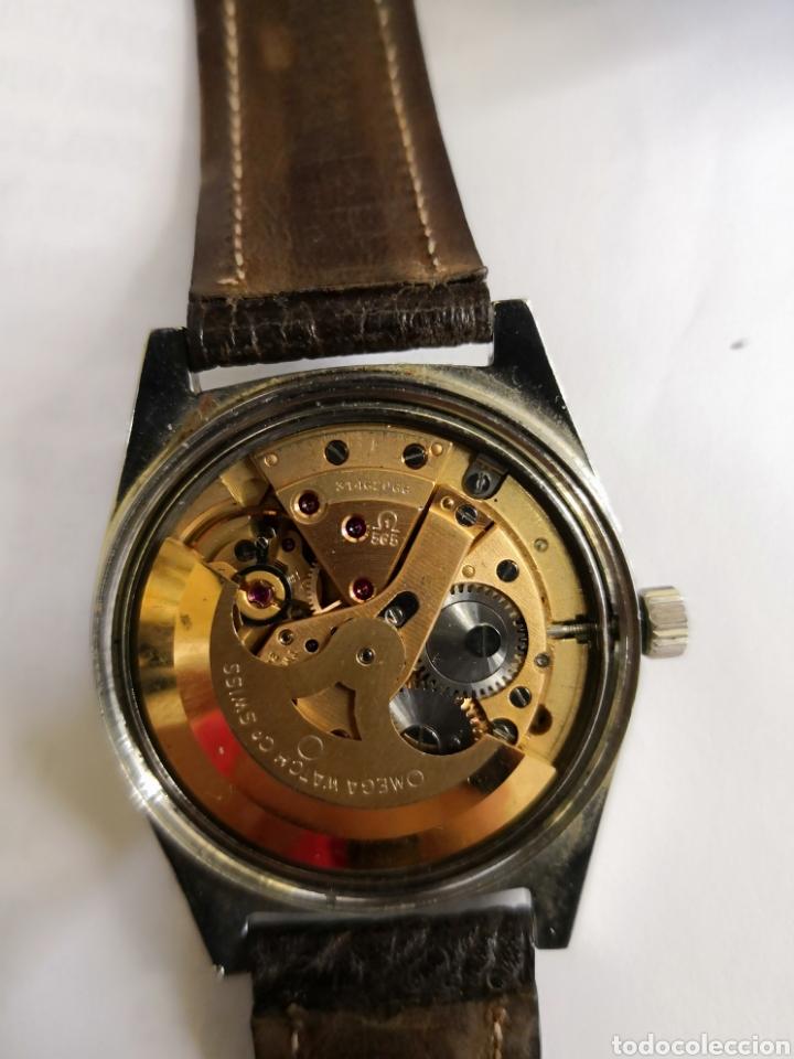 Relojes automáticos: Reloj omega geneve automático calibre 565 - Foto 10 - 122003098