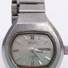 Relojes automáticos: RELOJ SEIKO PARA PIEZAS 17RUBIS AUTOMÁTICO. Lote 136010404