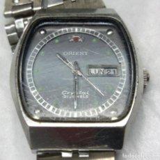 Relojes automáticos: RELOJ VINTAGE ORIENT AUTOMÁTICO 21 JEWELS, PARA MUJER - FUNCIONANDO - CAJA 25 MM.. Lote 136383850