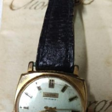 Relojes automáticos: VINTAGE RELOJ WALZAR 25 RUBIS SWISS MADE AUTOMATIC INCABLOC 33,5 MM. VER FOTOS. Lote 136390922