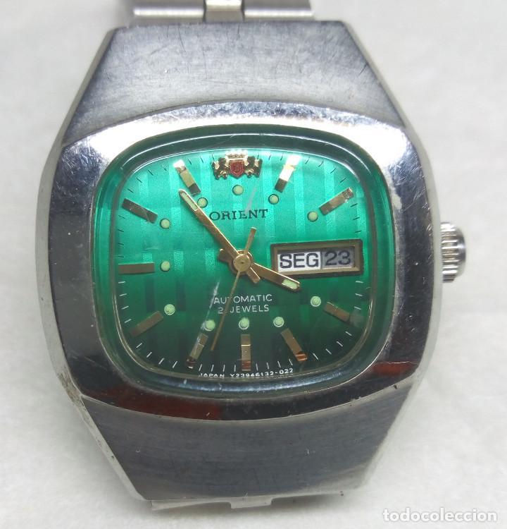 3598f248e2b4 Reloj orient 21 jewels usado - compra   venta - los mejores precios