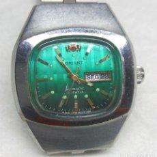 Relojes automáticos: RELOJ VINTAGE ORIENT AUTOMÁTICO 21 JEWELS - FUNCIONANDO - CAJA 27 MM.. Lote 136478758