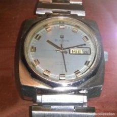 Relojes automáticos: BULOVA AUTOMÁTICO 23JEWELS, SERVICIO RECIENTE, SWISS VINTAGE. Lote 136526570
