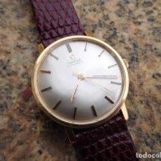 Relojes automáticos: RELOJ AUTOMÁTICO DE LA MARCA OMEGA ORO 18K. Lote 137125462
