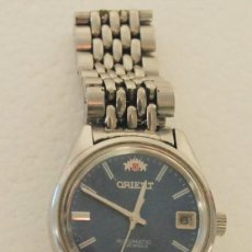 Relojes automáticos - Reloj Pulsera Automático Orient 17 Jewel Calendario - FUNCIONA - 137667958