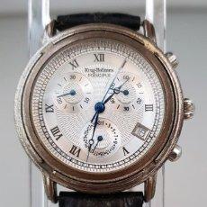 Relojes automáticos: RELOJ KRUG BAUMEN PRINCIPLE.. Lote 137696086