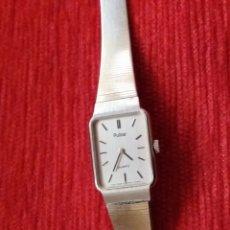 Relojes automáticos: RELOJ -PULSAR- DORADO FUNCIONANDO. Lote 137911378