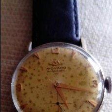 Relojes automáticos: RELOJ MOVADO AUTOMÁTICO DE MARTILLO. Lote 137963678