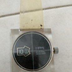 Relojes automáticos: RELOJ AUTOMÁTICO DIGITAL SWISS SUIZA MUY CURIOSO. Lote 138060846