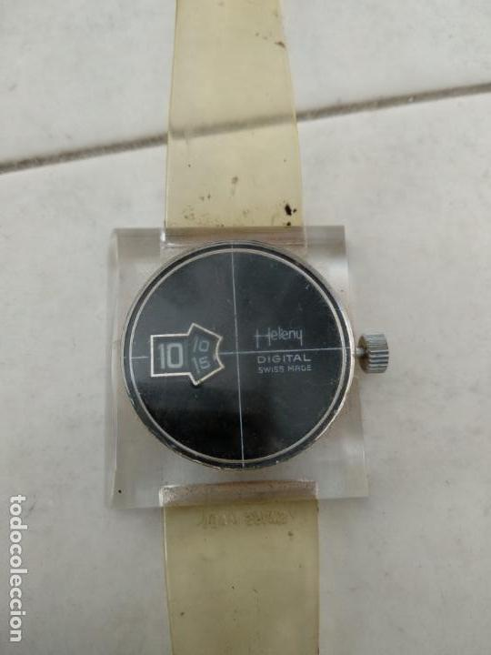 Relojes automáticos: Reloj automático digital Swiss Suiza muy curioso - Foto 4 - 138060846