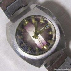 Relojes automáticos: RELOJ AUTOMÁTICO EXACTUS AMBASSADEUR FUNCIONANDO. Lote 138711334