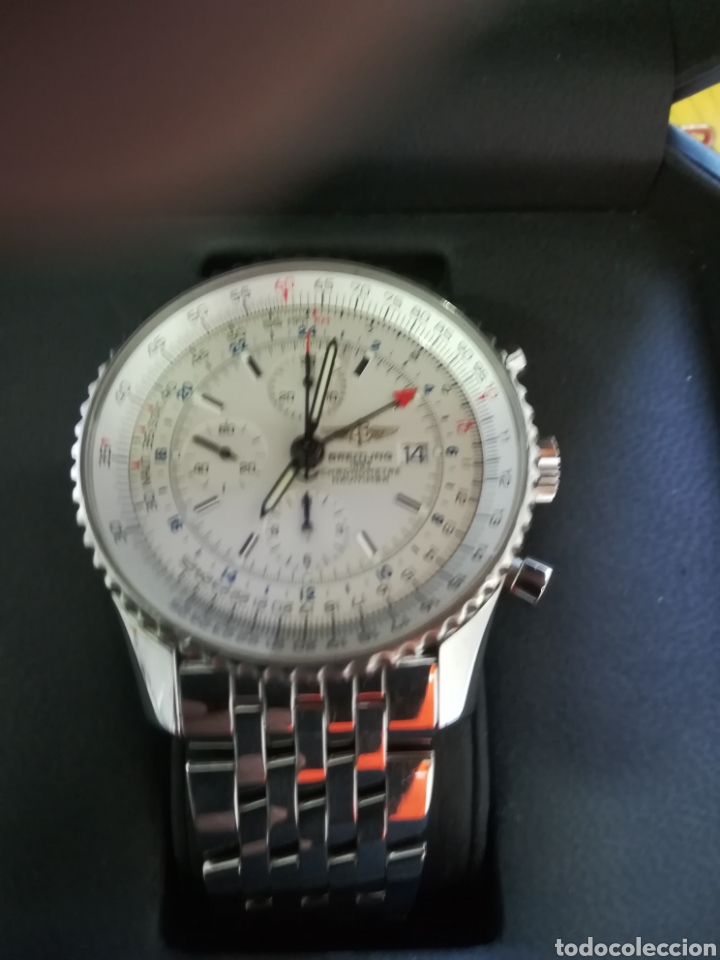 Reloj Breitling Navitimer Kaufen Alte Automatik Armbanduhren In