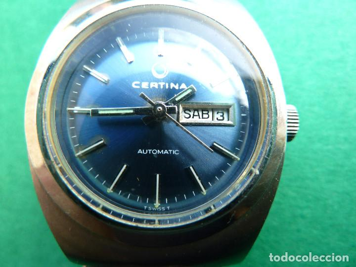 Relojes automáticos: Reloj automático Certina de señora. - Foto 2 - 138888810