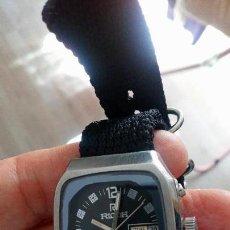 Relojes automáticos: RELOJ VINTAGE RICOH AUTOMATICO DEPORTIVO ... Lote 138917306